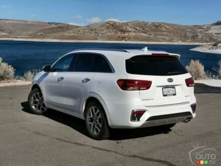 34 All New 2019 Kia Sorento Review Release Date