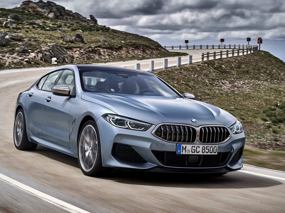 34 All New 2020 Bmw 8 Series Price Exterior And Interior