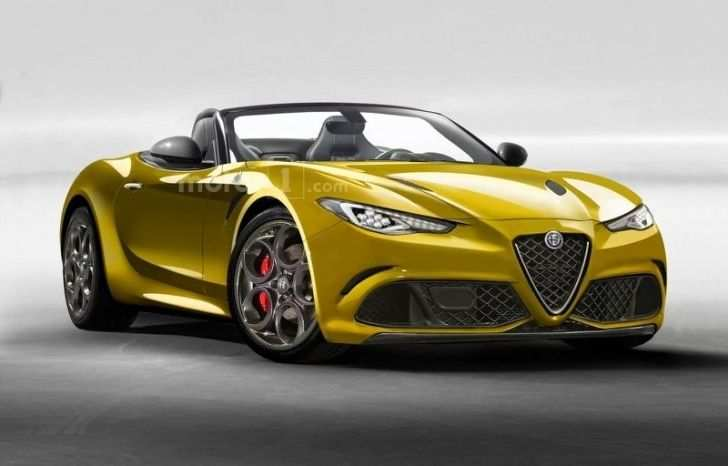 34 All New Alfa Spider 2020 Exterior