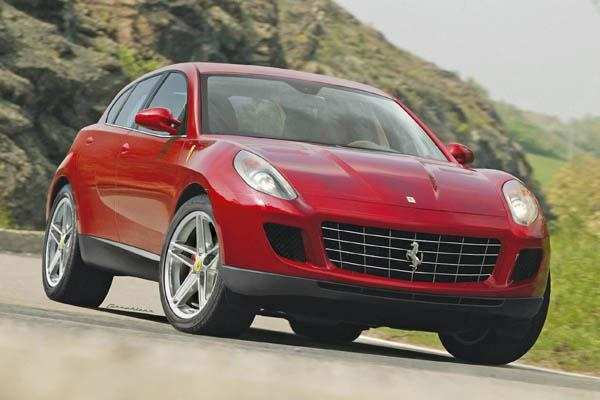 34 All New Ferrari 2020 Suv Model