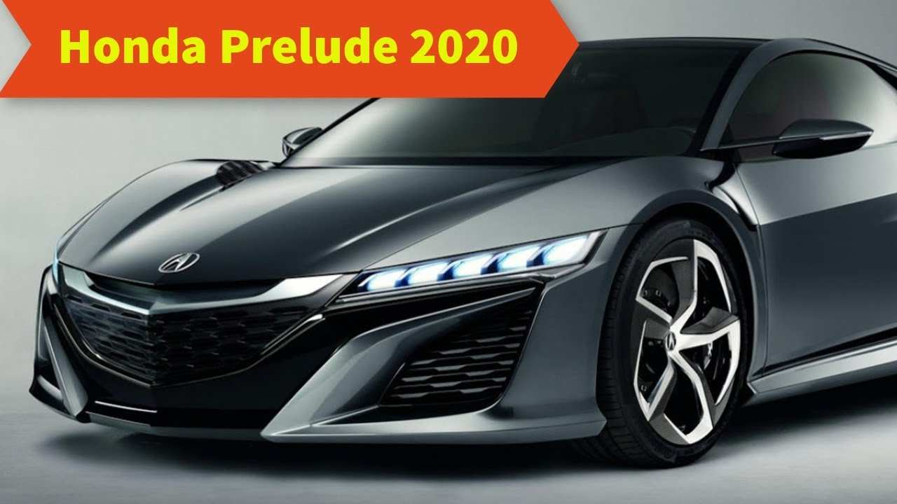 34 All New Honda Prelude 2020 Price And Review