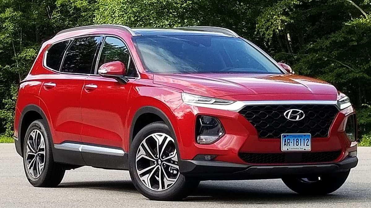 34 All New Hyundai Grand Santa Fe 2020 Specs And Review