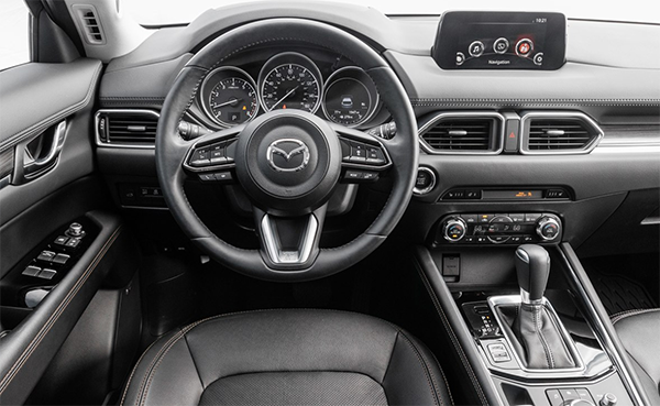 34 All New Mazda Cx 5 2020 Interior Wallpaper