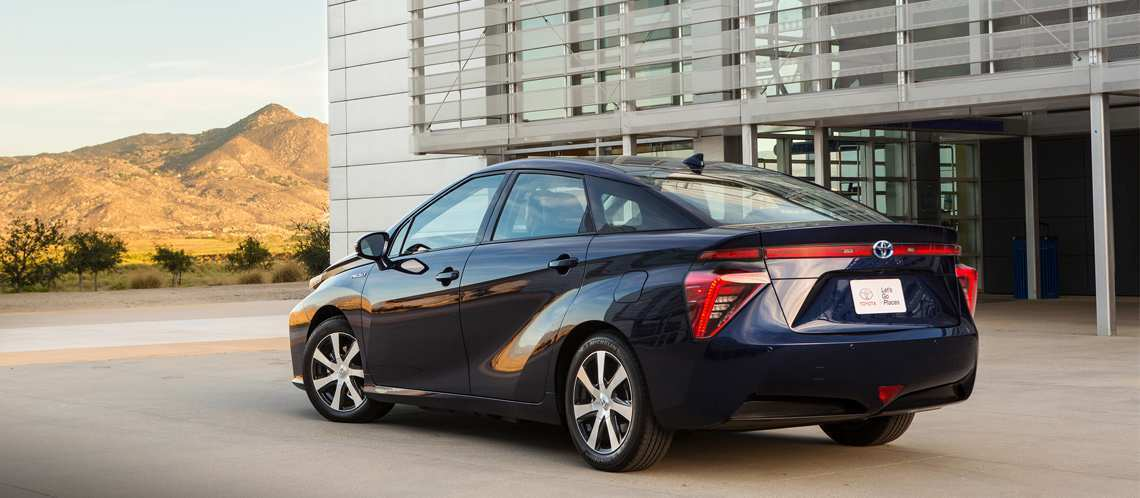 34 All New Toyota Mirai 2020 2 Spesification