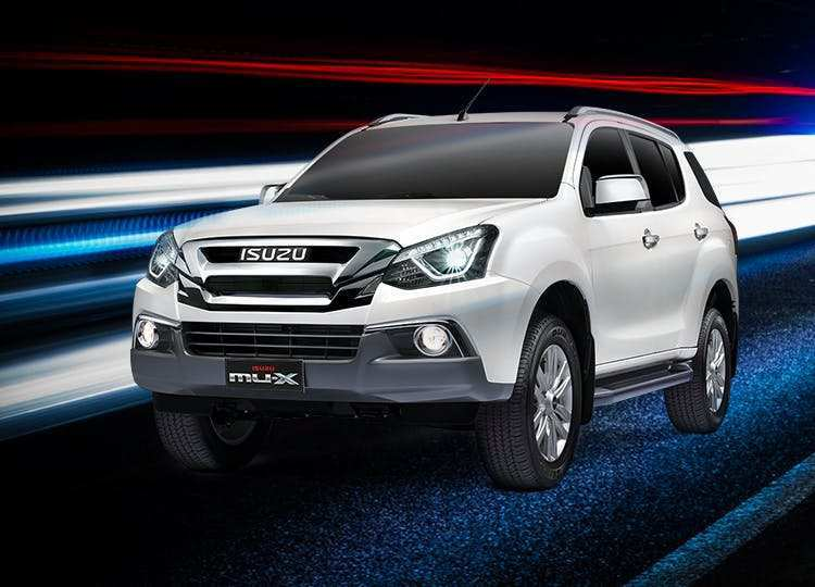 34 Best 2019 Isuzu Mu X Pictures