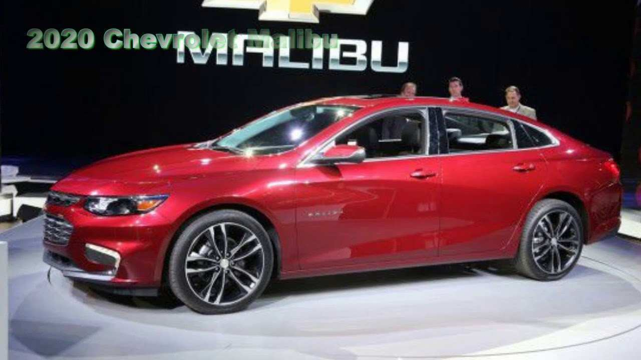 34 Best Chevrolet Malibu 2020 Price And Review