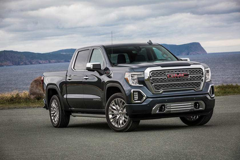 34 Best Gmc Sierra 2020 Price Interior