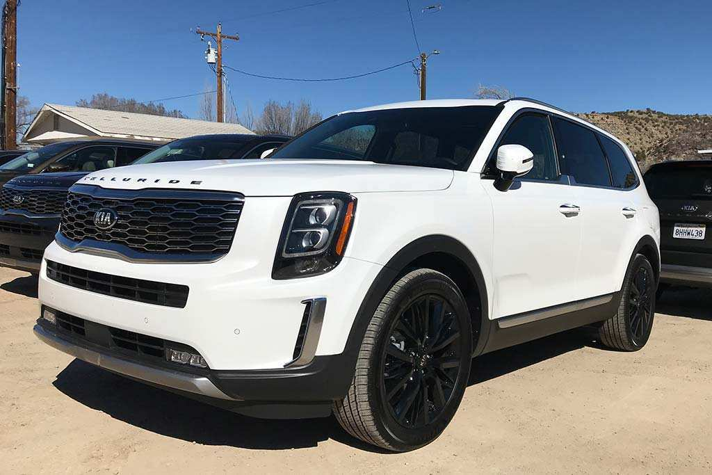 34 New Kia Telluride 2020 Mpg Overview