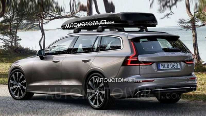 34 New New 2019 Volvo V60 Price And Release Date