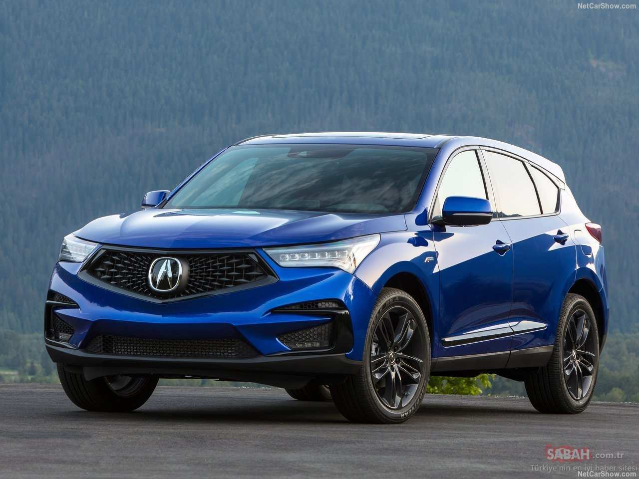 34 The 2019 Acura Rdx Concept Research New