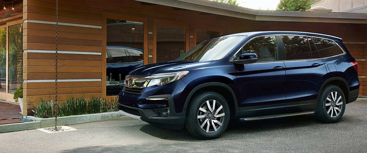 34 The 2019 Honda Pilot News Price And Release Date
