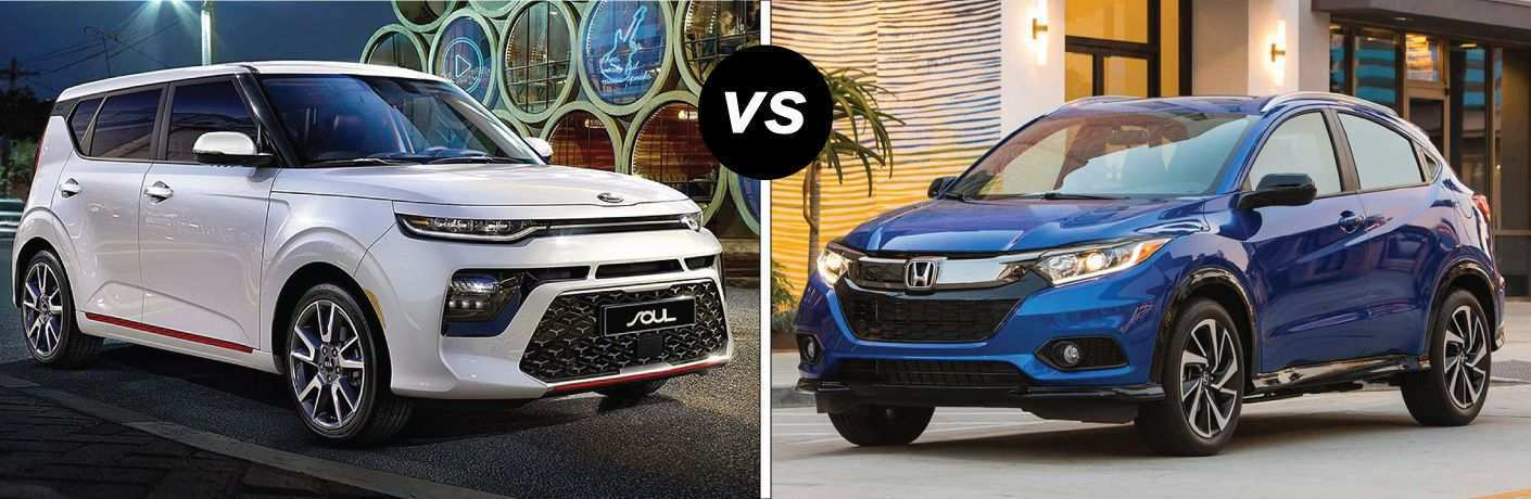 34 The 2020 Kia Soul Vs Honda Hrv Price And Release Date
