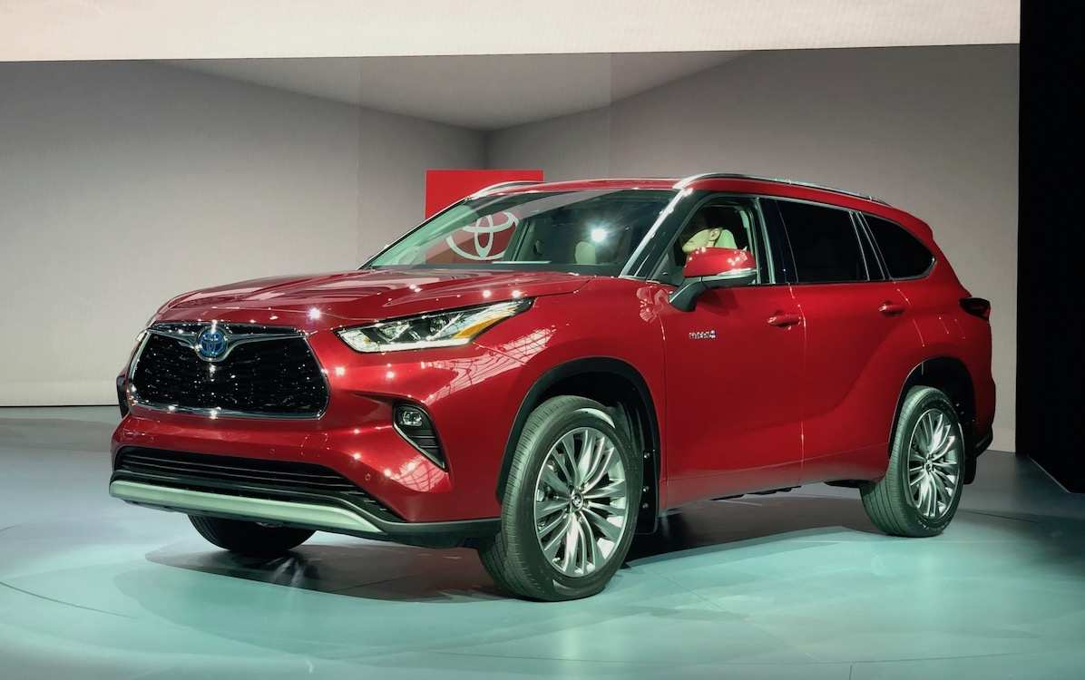 34 The 2020 Toyota Suv Style