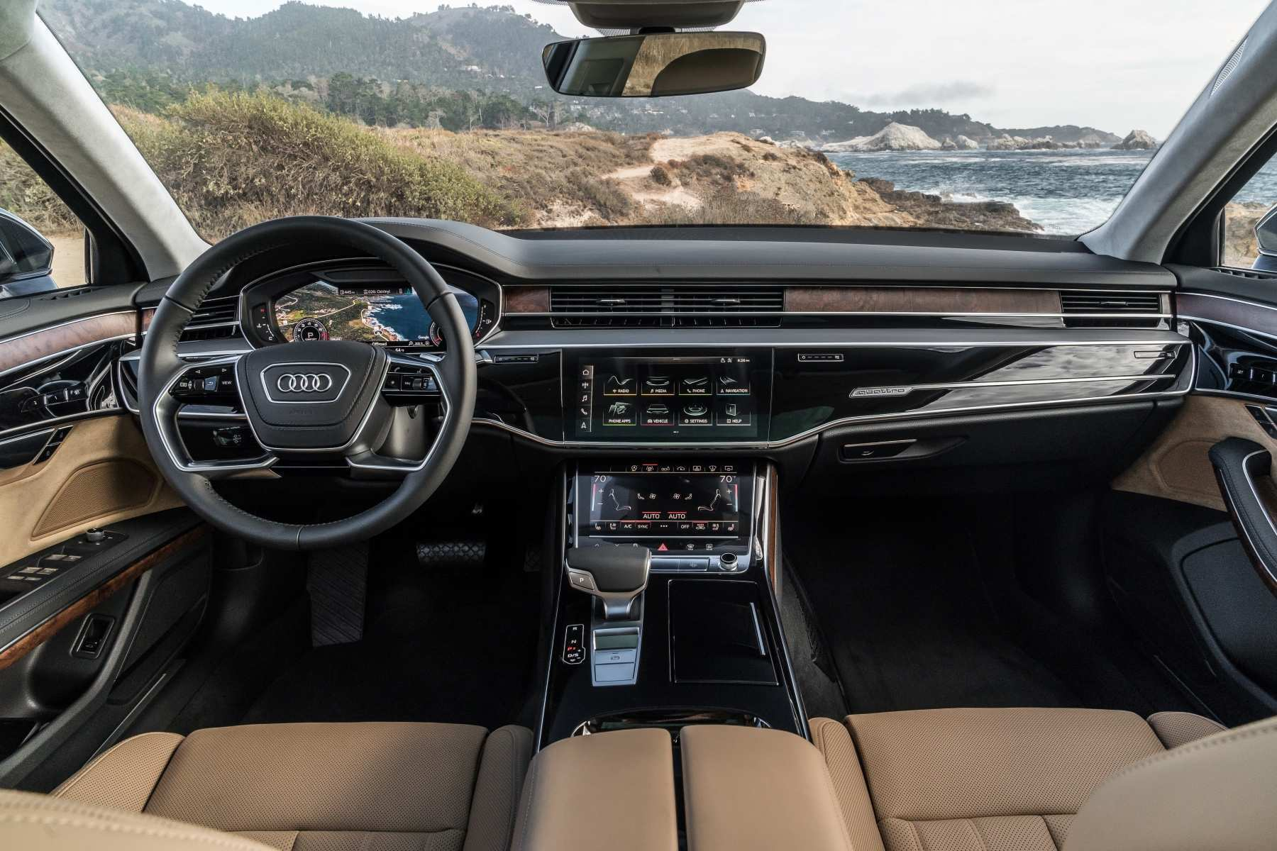 34 The Best 2019 Audi A8 Features Pictures