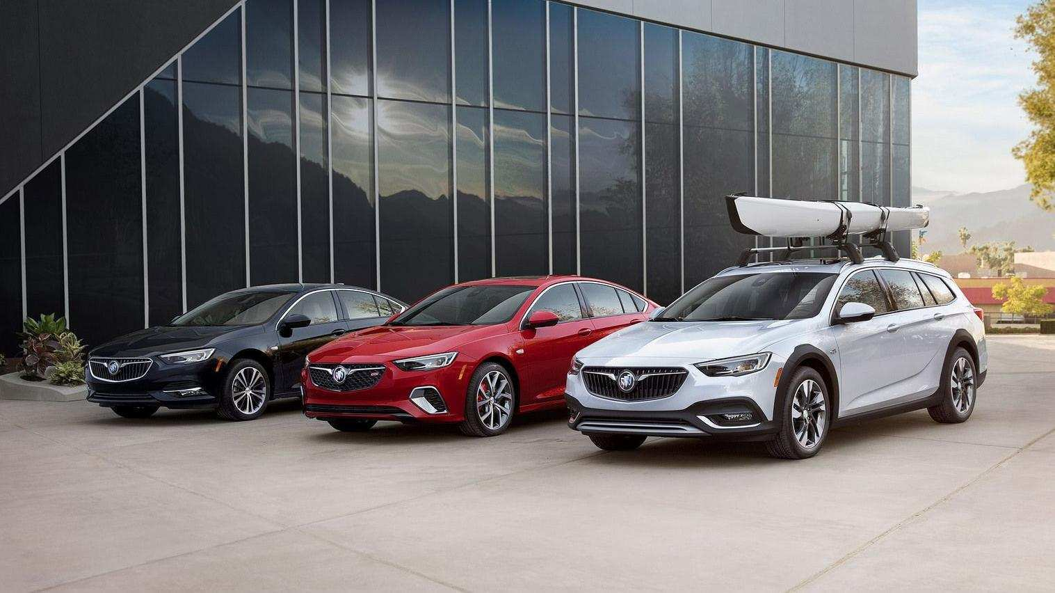 34 The Best 2019 Buick Lineup Research New