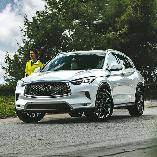 34 The Best 2019 Infiniti Qx50 Crossover Release