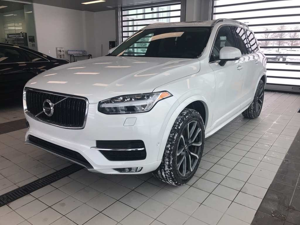 34 The Best 2019 Volvo Suv Redesign And Concept
