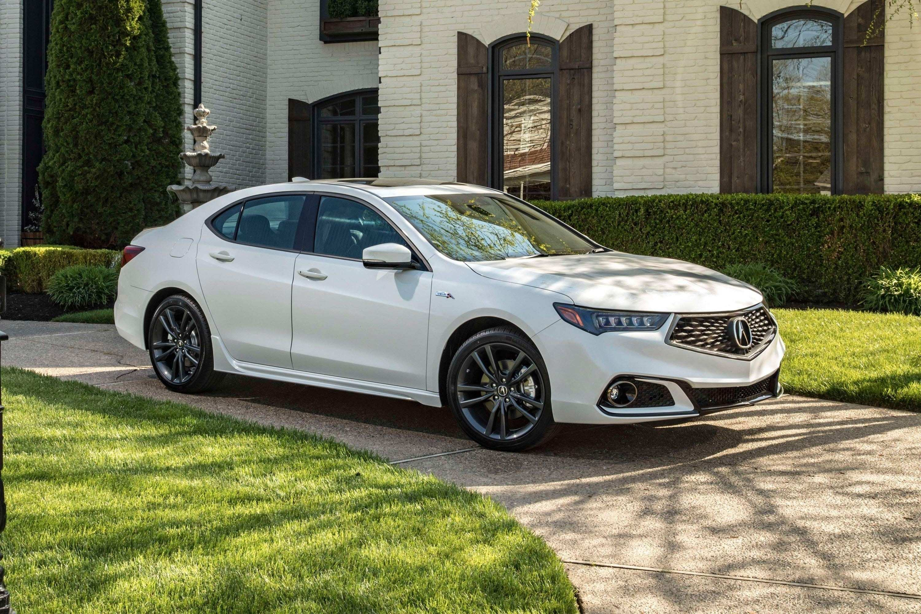 34 The Best 2020 Acura Tlx Release Date Exterior