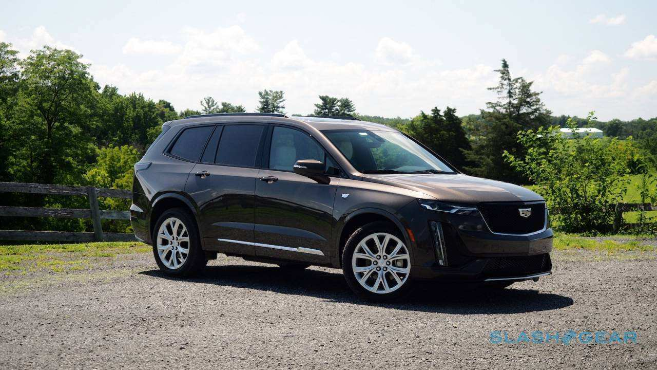 34 The Best 2020 Cadillac Xt6 Review Release
