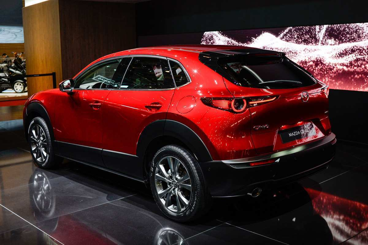 34 The Best 2020 Mazda Cx 30 Price Redesign And Concept