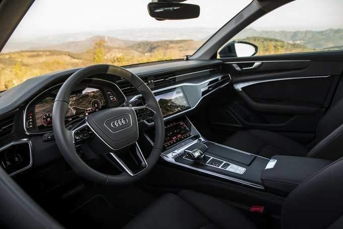 34 The Best Audi A6 2020 Review And Release Date