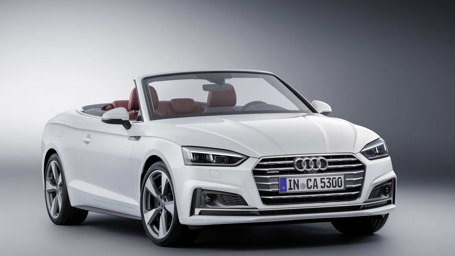 34 The Best Audi Convertible 2020 Spesification
