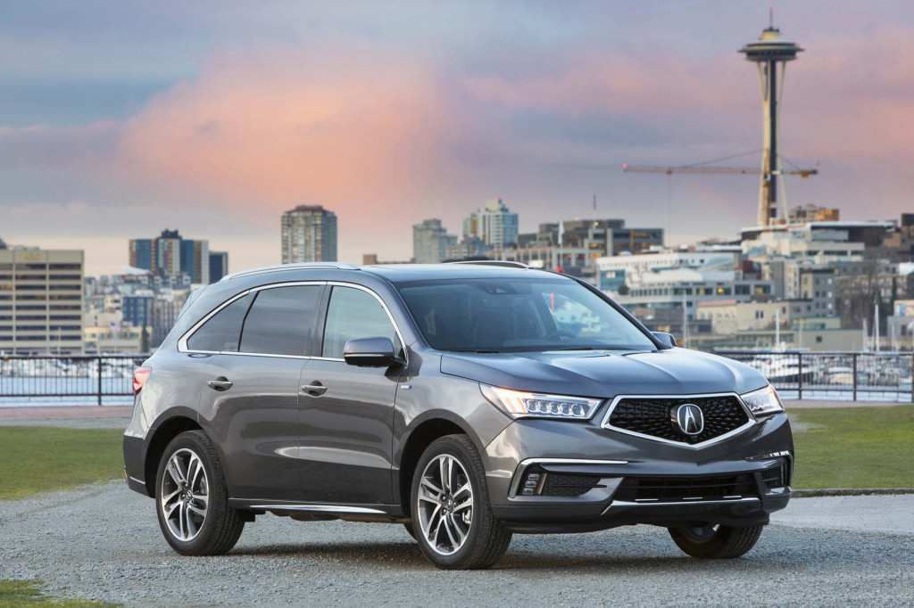 34 The New Acura Mdx 2020 Concept And Review