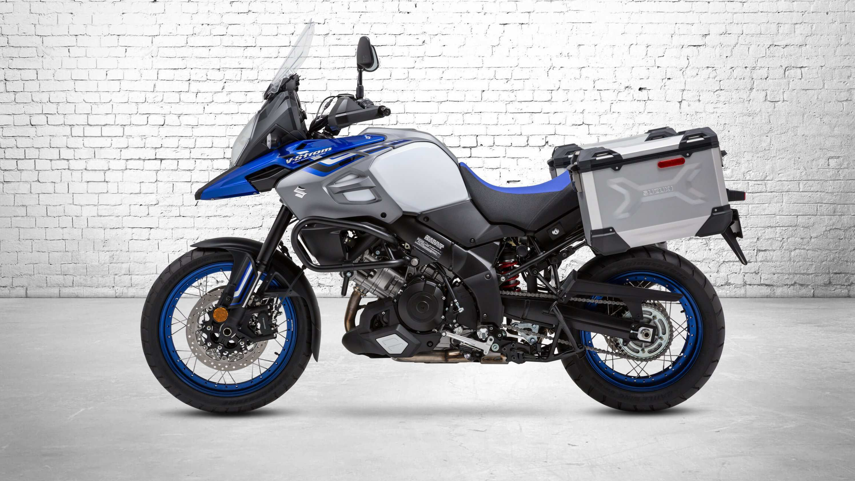 34 The Suzuki V Strom 2019 Engine