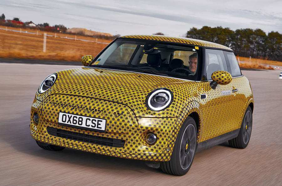 35 A 2019 Mini Cooper Electric Review And Release Date
