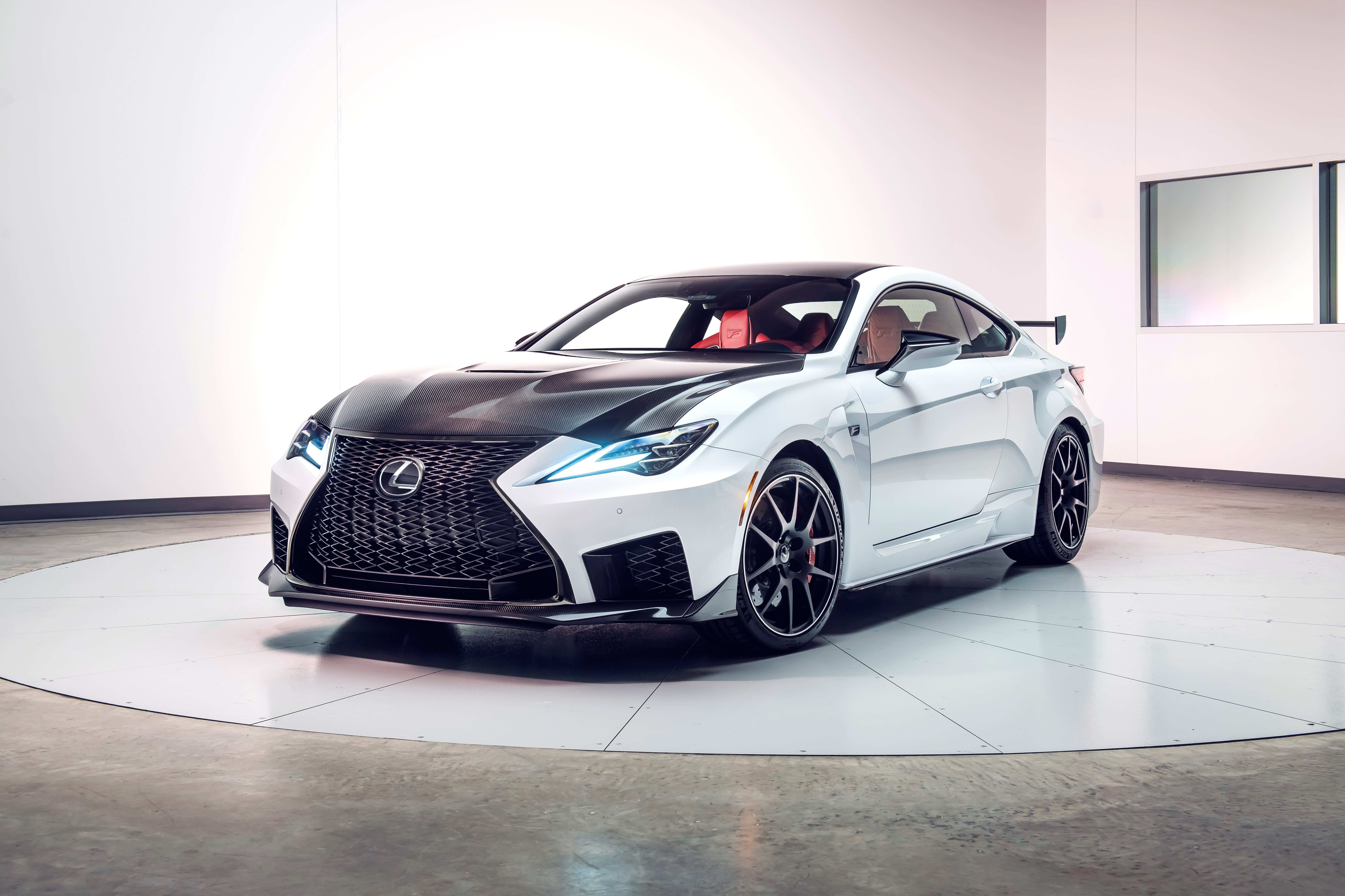 35 A 2020 Lexus Rc F Track Edition Price And Review