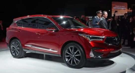 35 A Acura Suv 2020 Redesign And Concept
