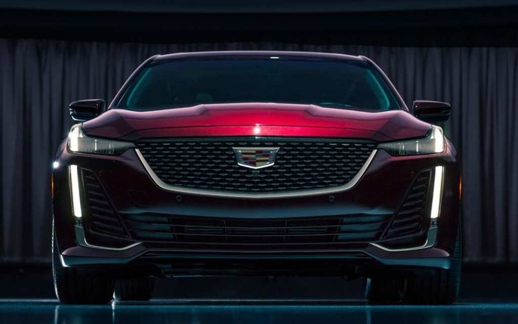 35 A Cadillac New 2020 Release