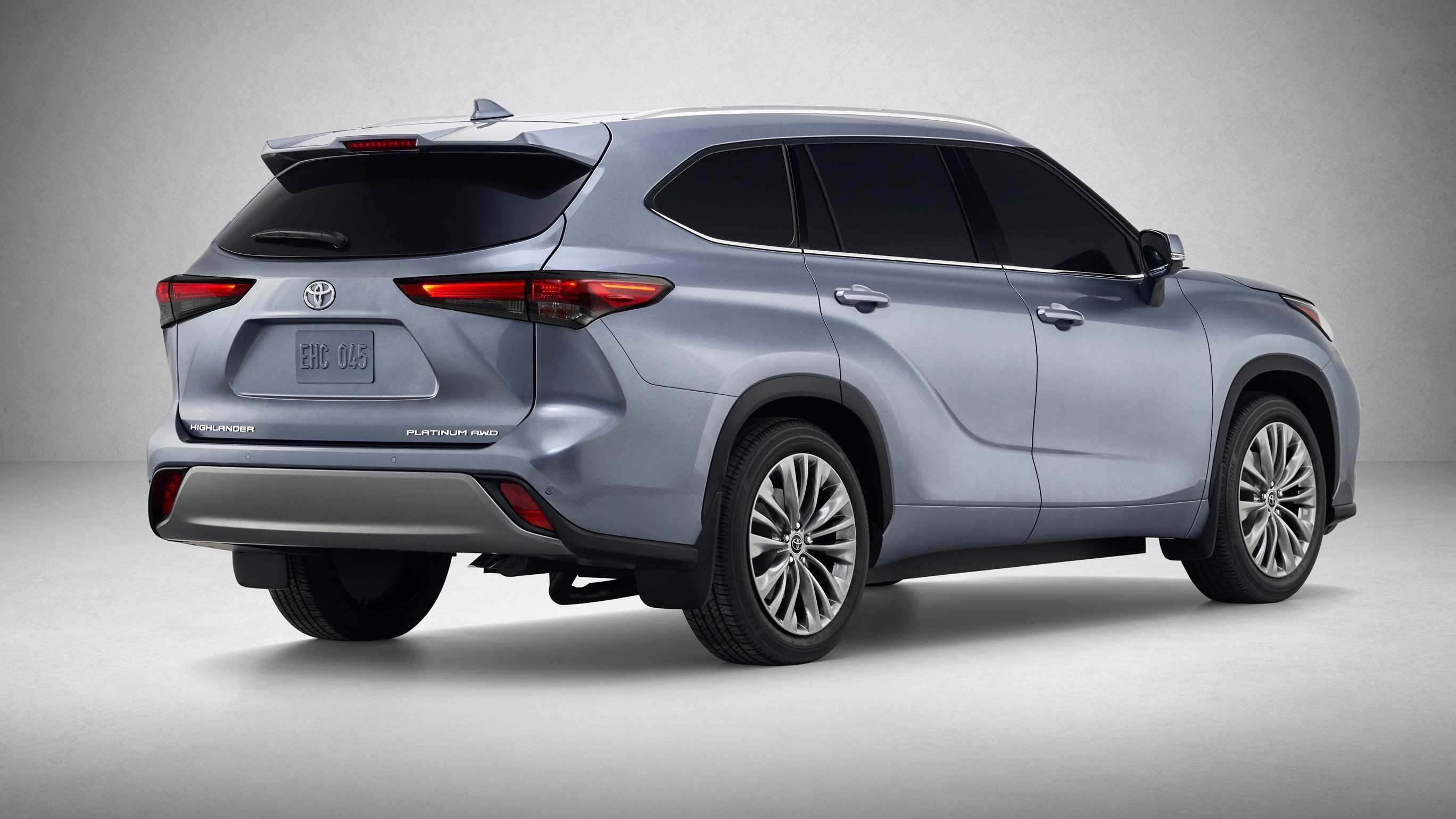 35 A Toyota Kluger 2020 Model Review