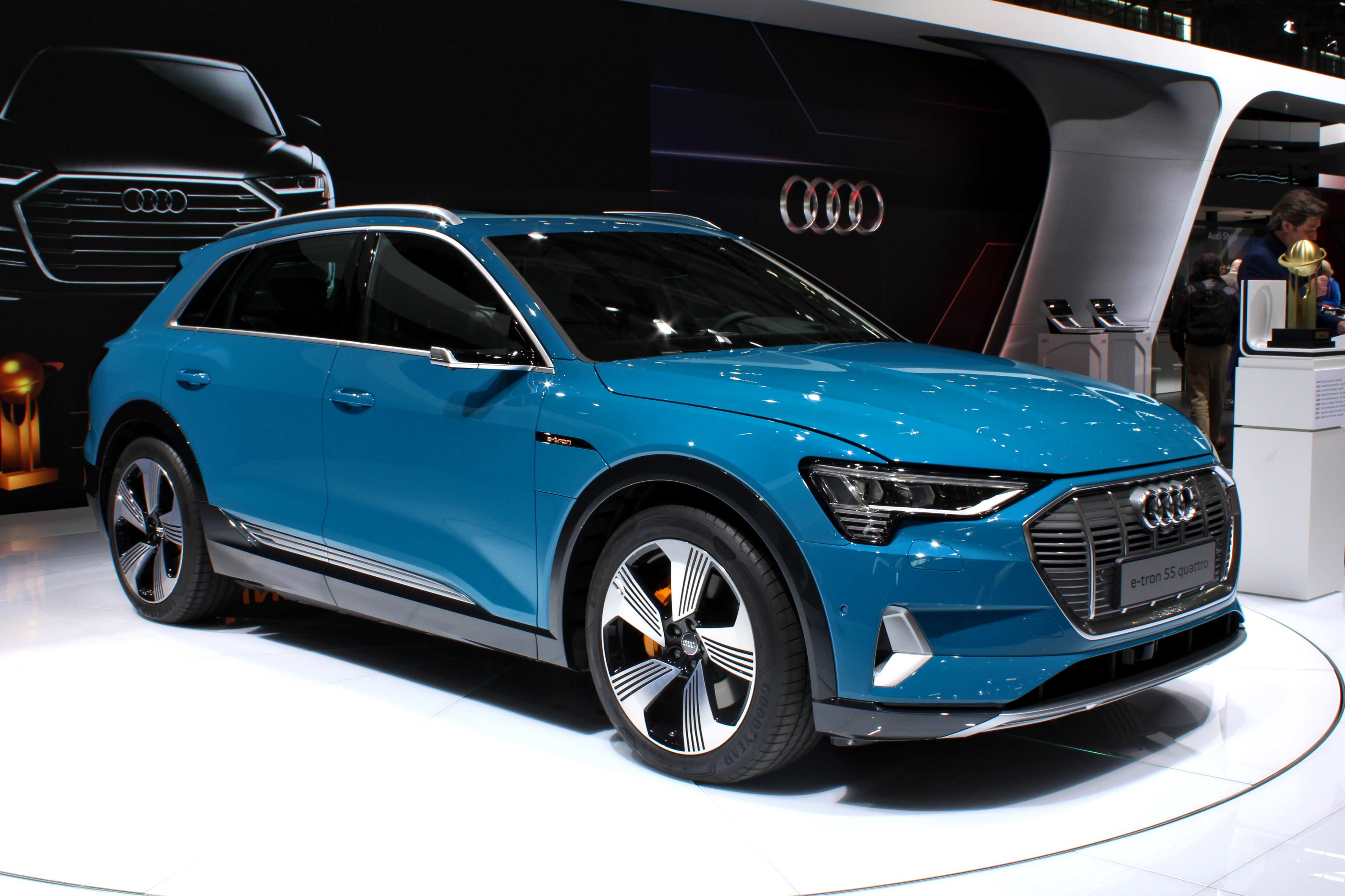 35 All New 2019 Audi E Tron Quattro Cost Concept