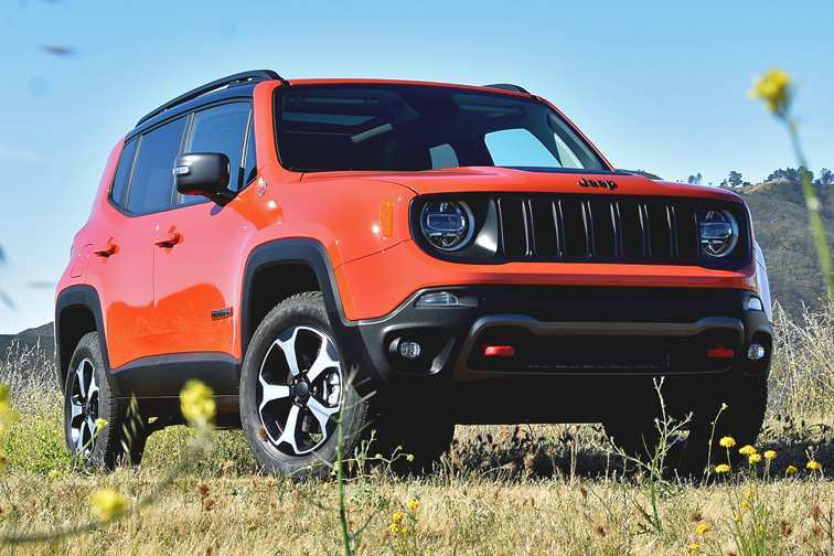 35 All New 2019 Jeep Renegade Review First Drive