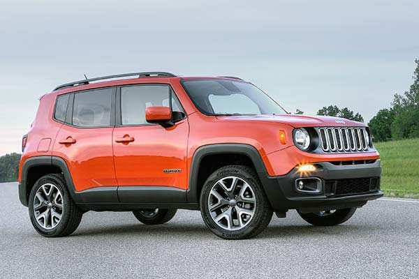 35 All New 2019 Jeep Renegade Review Wallpaper