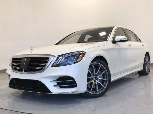 35 All New 2019 Mercedes Benz S Class Performance