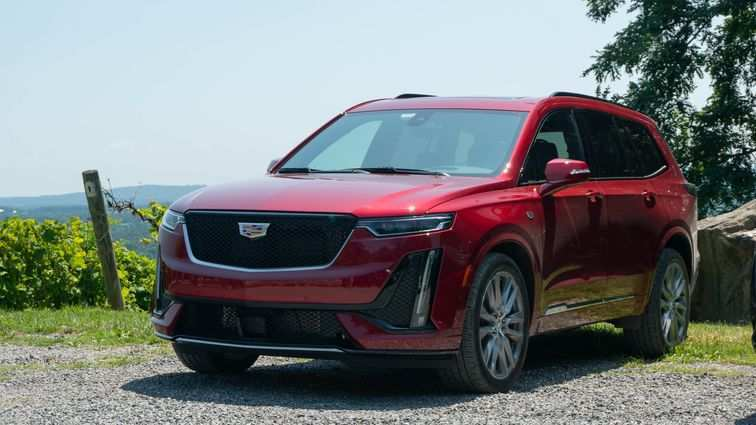 35 All New 2020 Cadillac Xt6 Review Specs And Review