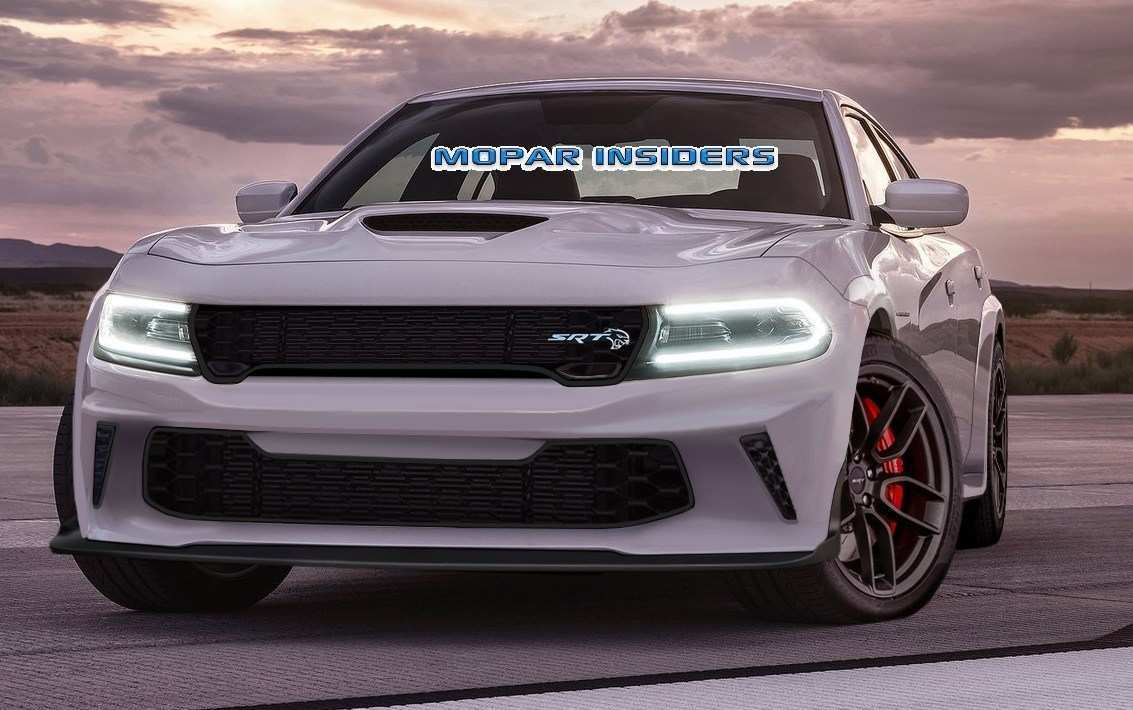 35 All New 2020 Dodge Charger Srt Performance