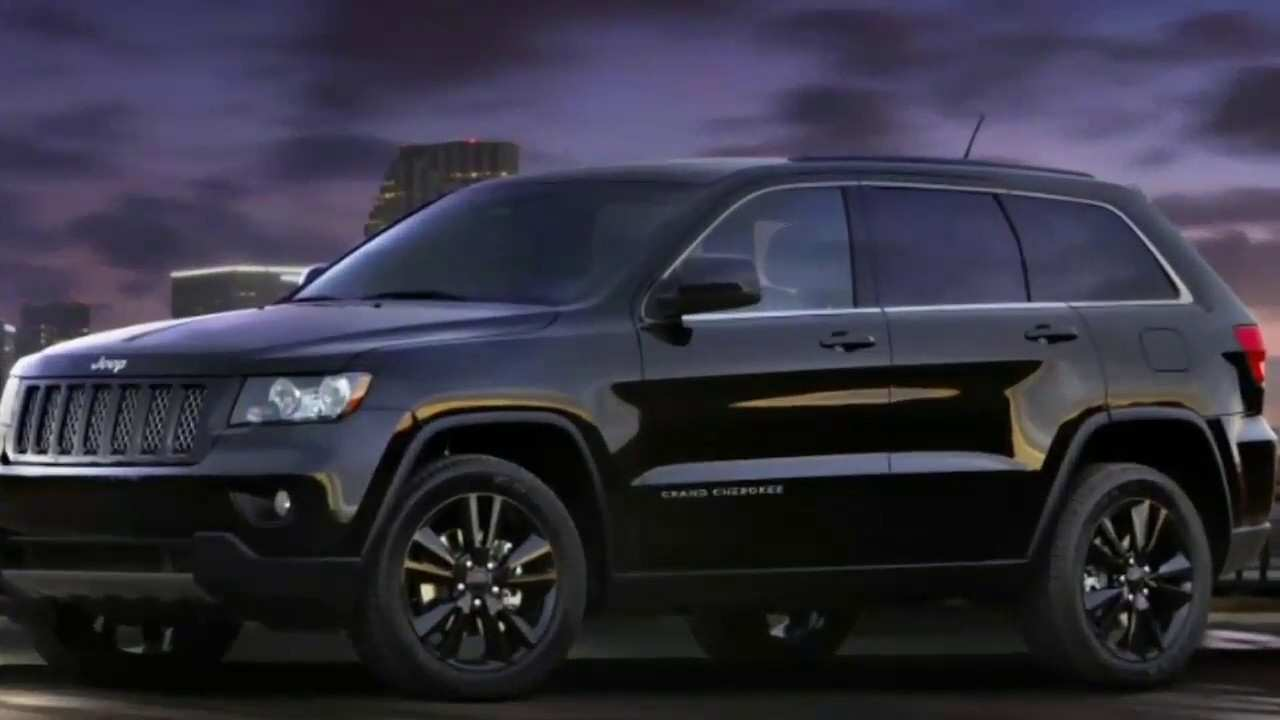 35 All New Jeep Nuova Grand Cherokee 2020 Wallpaper