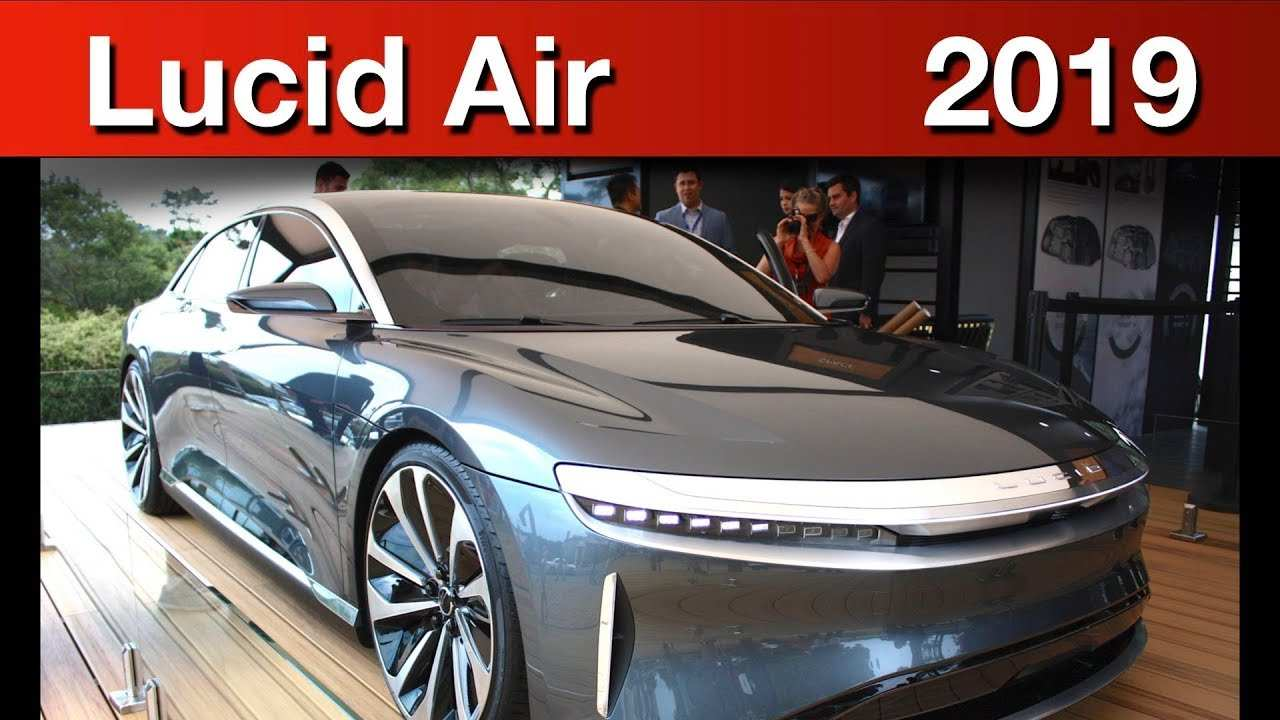 35 All New Lucid Air 2019 Tesla Model S Killer Configurations