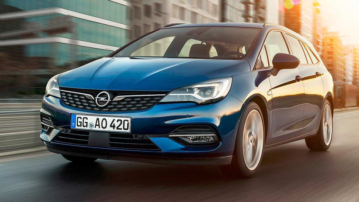 35 All New Opel Astra Kombi 2020 Prices