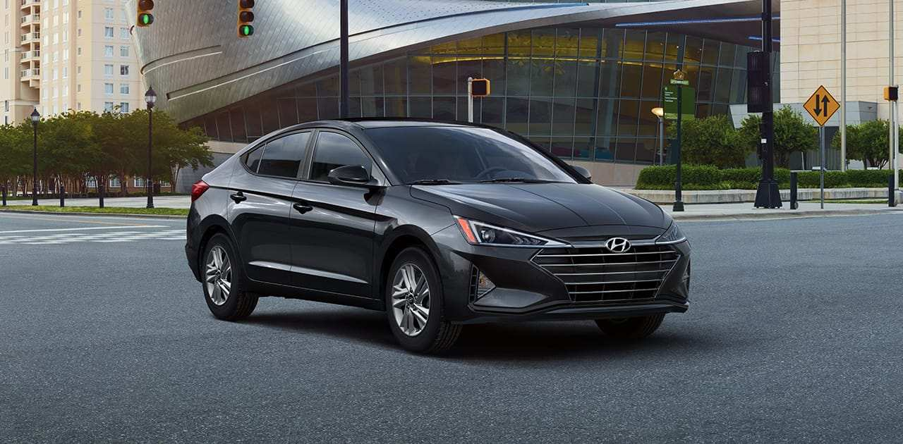 35 Best 2019 Hyundai Elantra Sport Exterior And Interior