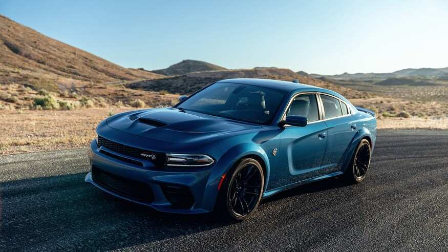 35 Best 2020 Dodge Charger Srt Interior
