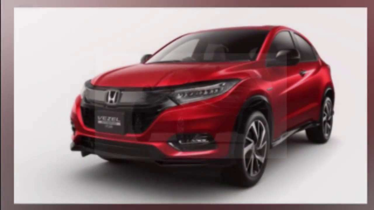 35 Best Honda Vezel Hybrid 2020 Redesign And Review