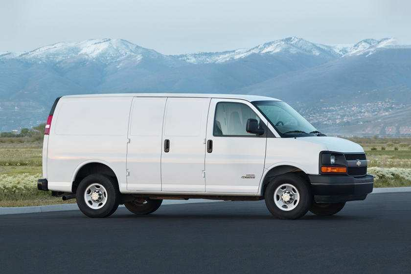 35 New Chevrolet Express 2020 Price Design And Review
