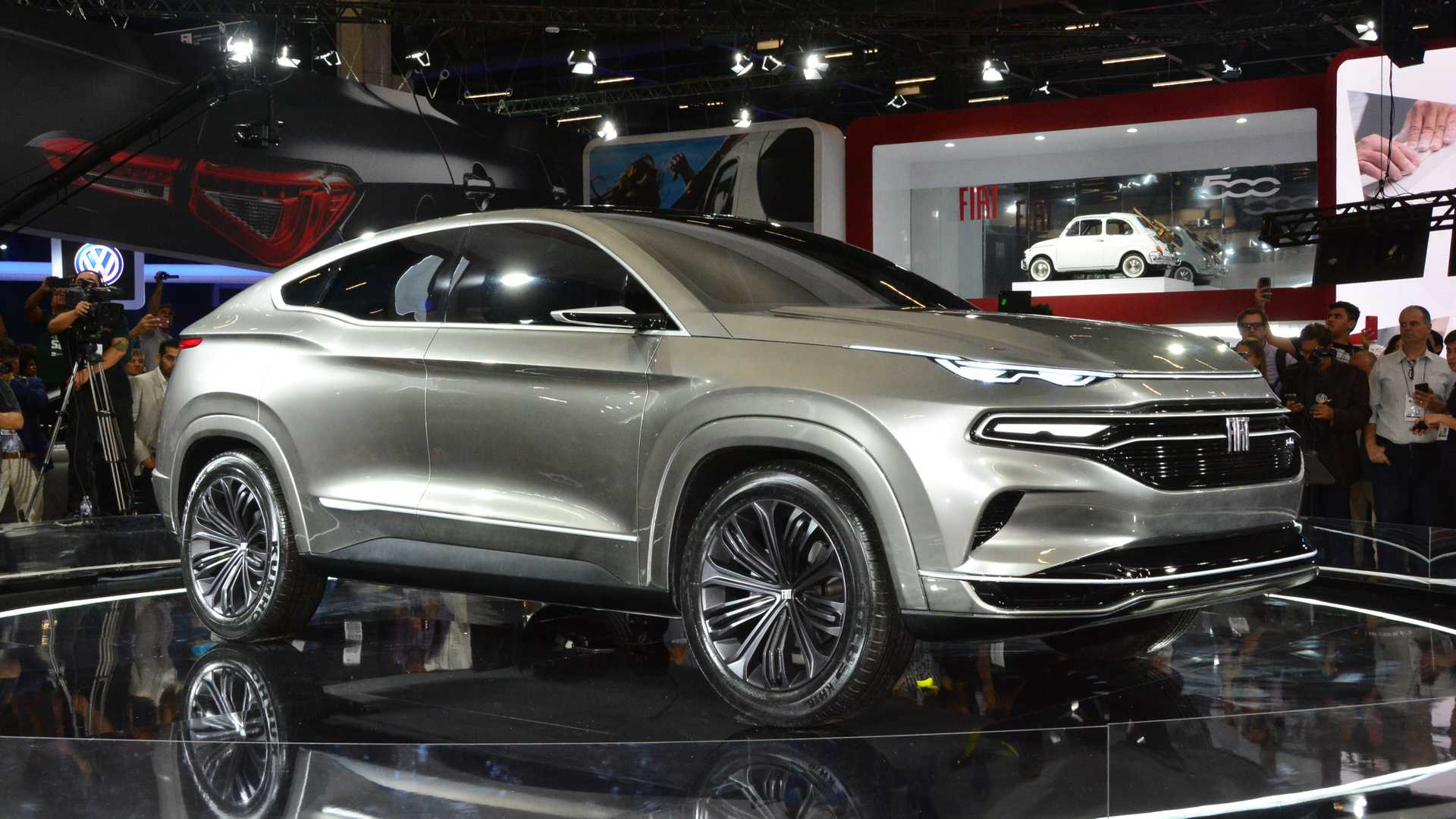 35 New Fiat Suv 2020 Images