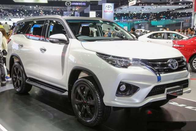 35 New Toyota Fortuner 2020 Concept And Review