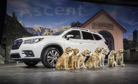 35 The 2019 Subaru Ascent Debut Rumors