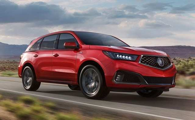 35 The 2020 Acura Rdx Sport Hybrid Redesign And Concept